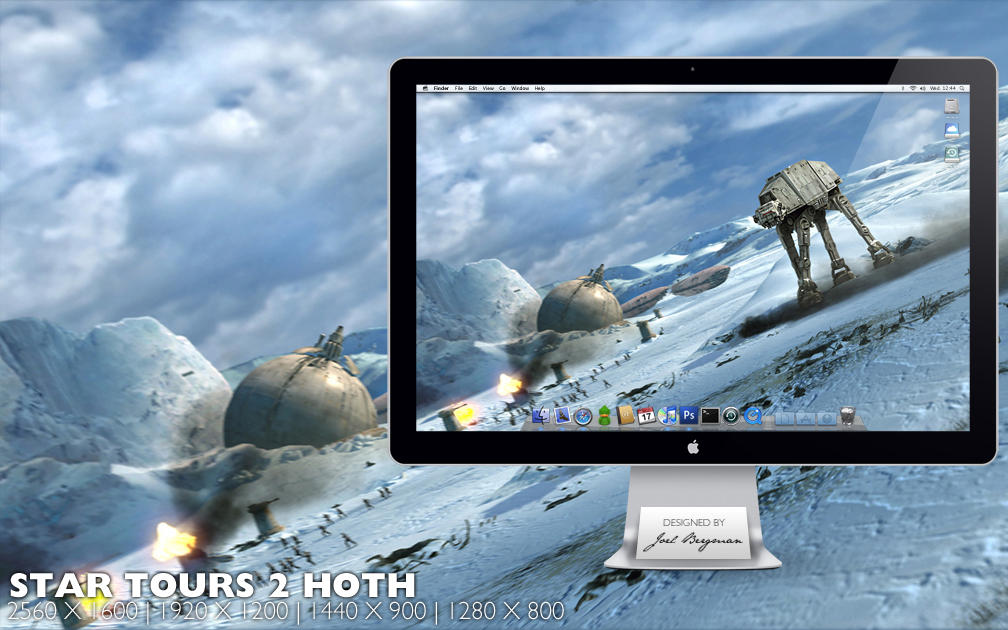 Star Tours 2 Hoth By RurouniVash