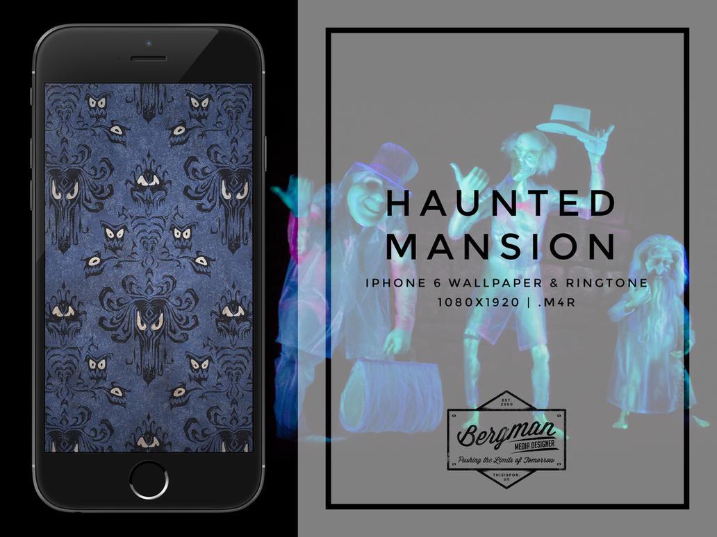Haunted Mansion by RurouniVash