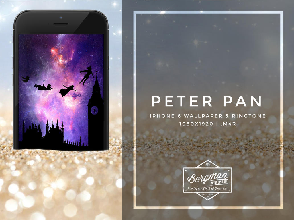 Ip6 Peterpan by RurouniVash