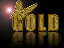 Gold style by mildak