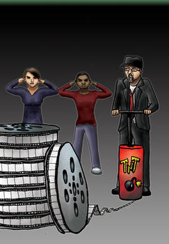 Nostalgia Critic DVD cover