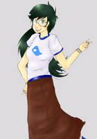 What a Silly girl by Koi-Suru-Kokoro