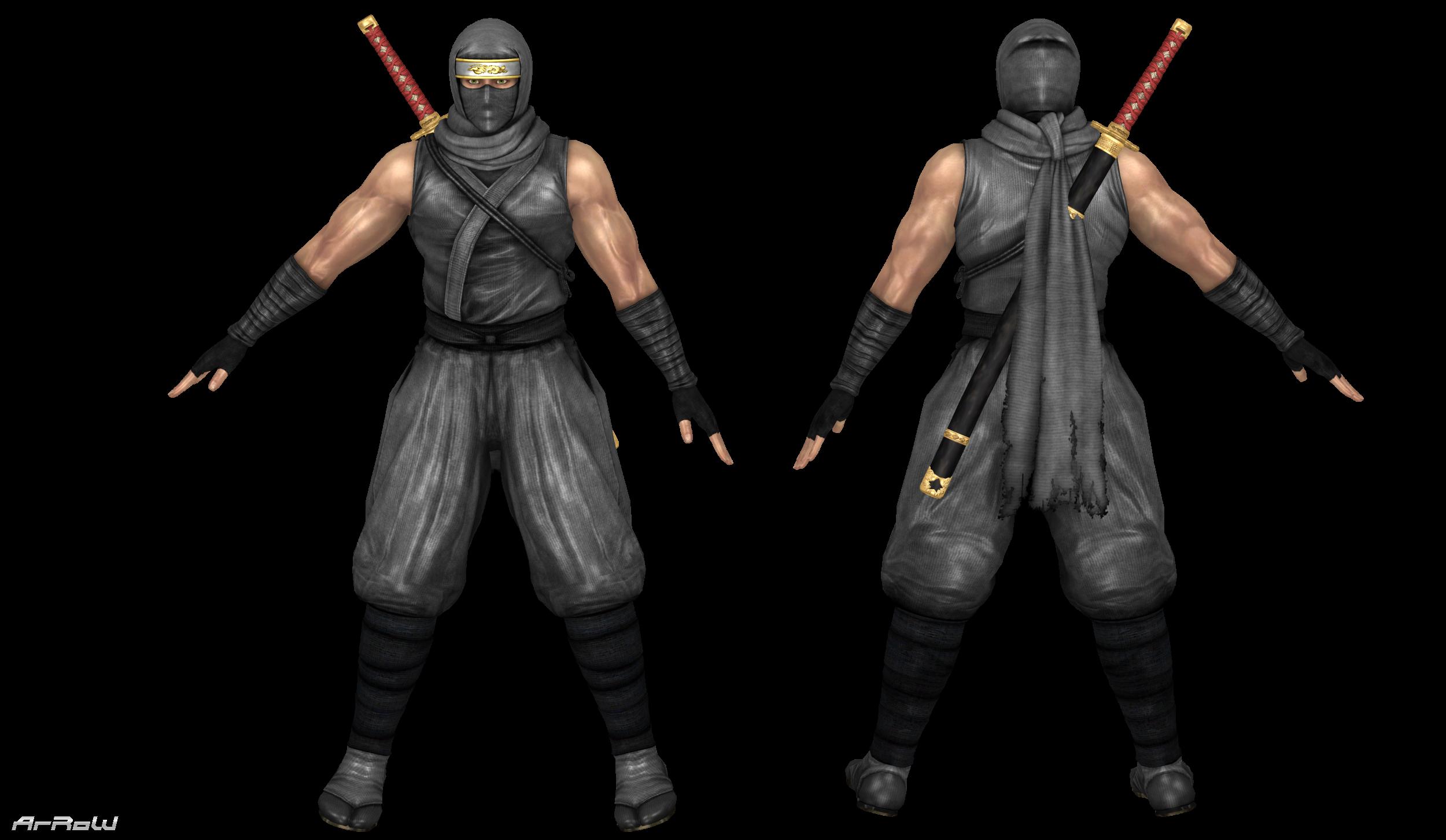 Ryu Halloween Costume