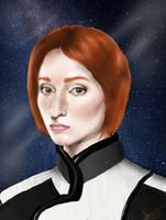 Xandria Shepard by ViataMinunata
