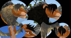 OUTDATED MOD Realistic Mane and Wings Lighting