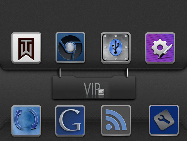 boston VIP icons by bostonguy3737
