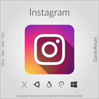 Instagram - Icon Pack