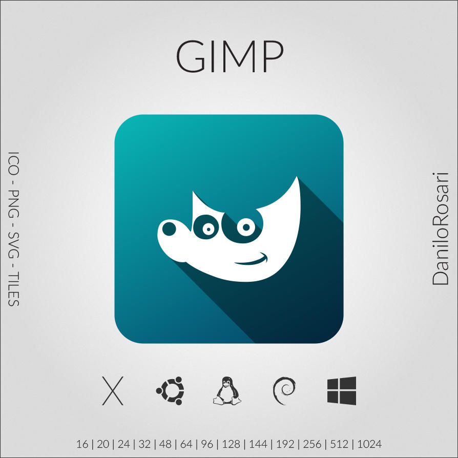GIMP - Icon Pack
