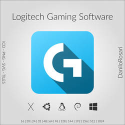 Logitech Gaming Software - Icon Pack