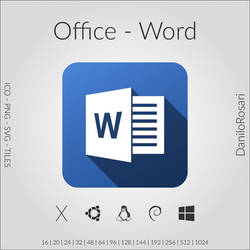 Office (Word) - Icon Pack