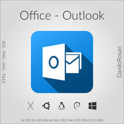 Office (Outlook) - Icon Pack