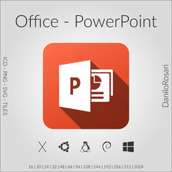 Office (PowerPoint) - Icon Pack