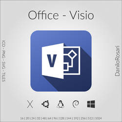 Office (Visio) - Icon Pack