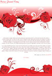 Red Roses Skin