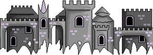 Animated Castle Divider by TwistedWytch
