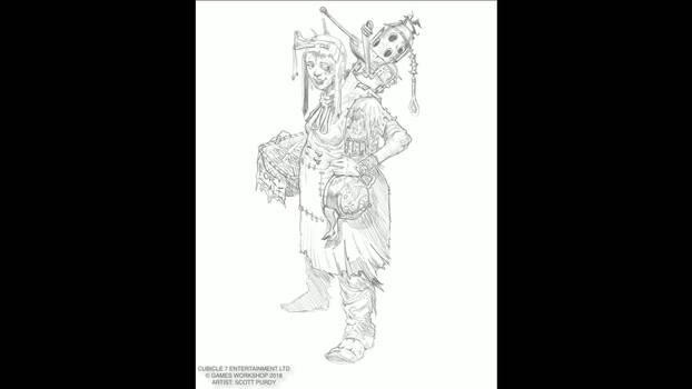 Warhammer Fantasy Roleplay - Pedlar