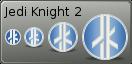 Tango Jedi Knight 2 Icons by dobey