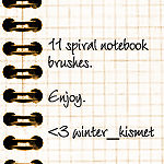PSP8 Brush + ImagePack Spiral by winter-kismet
