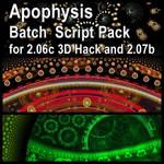 Apophysis Batch Script Pack