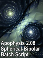 Spherical Bipolar Scripts by parrotdolphin