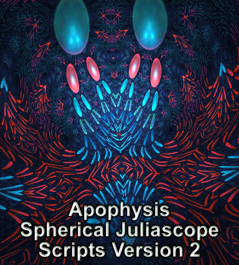 Spherical Juliascope Scripts 2 by parrotdolphin