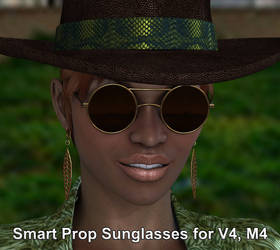 Free Sunglasses for V4, M4