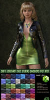 Pd-Soft Leather Daz Studio Shaders for Iray