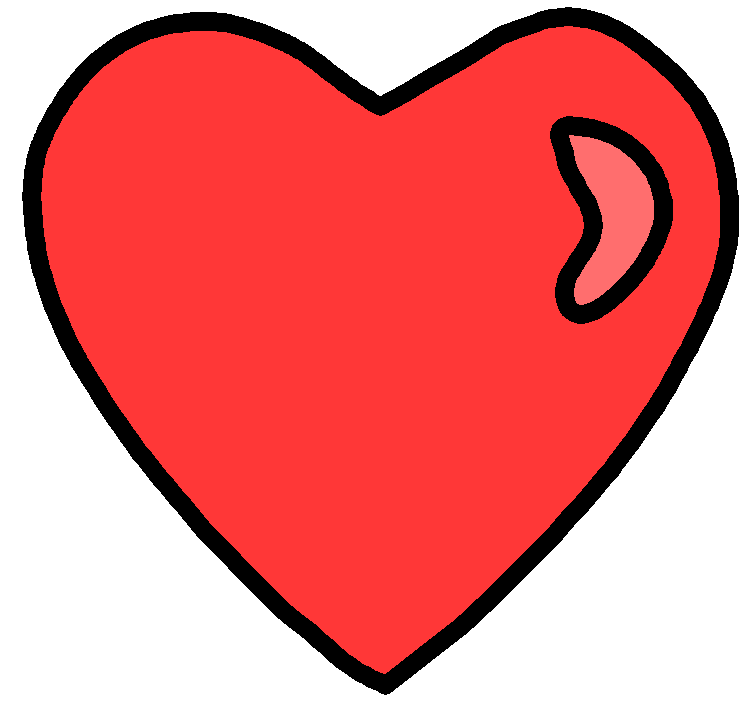 heart clip art by darkslavar on deviantart rh deviantart com heart clipart png heart clip art transparent