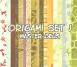 origami set 1
