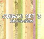origami set 3