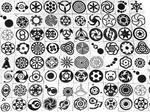 crop circles in negative by jiqoirs
