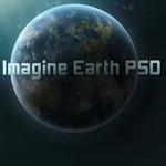 Imagine Earth PSD