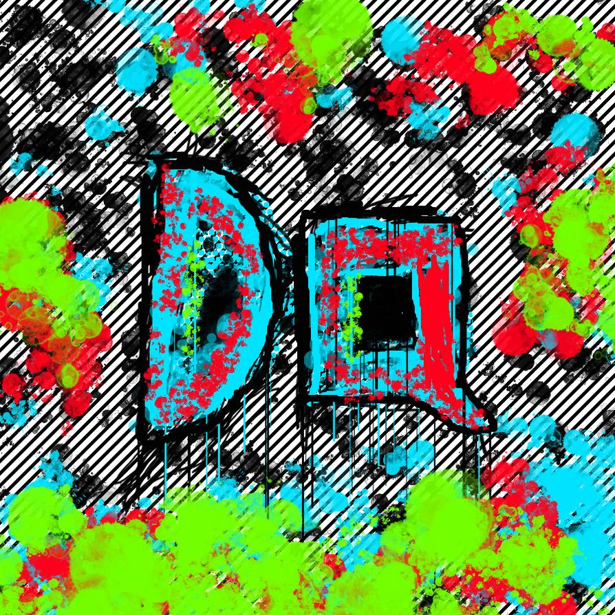logo design (Digital Qube) by digitalQube18