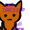 Cat Dressup by LilWhalePrincess