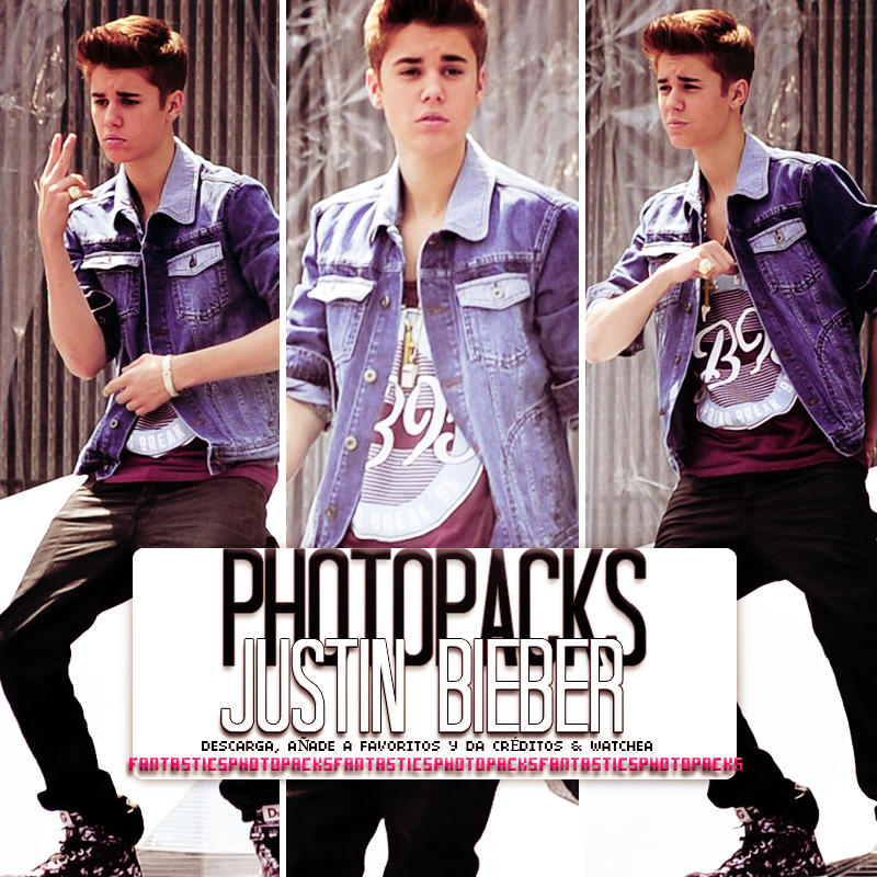 +Justin Bieber 5. by FantasticPhotopacks