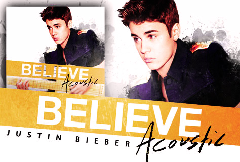 +Believe Acoustic CD. by FantasticPhotopacks