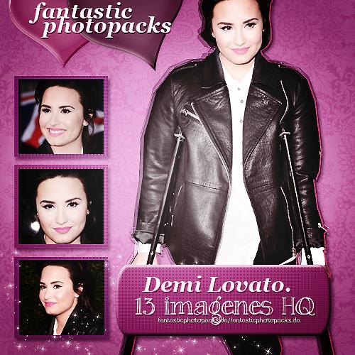 +Demi lovato 65. by FantasticPhotopacks