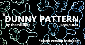 Dunny Pattern by theevilcube