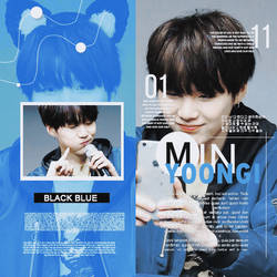 Template Yoongi By Mary by Coxinhacolor