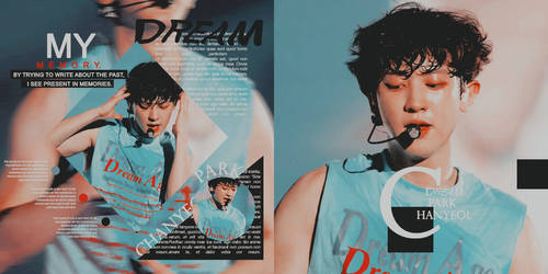 Template Chanyeol by Coxinhacolor