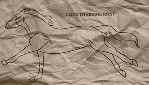 gallop - animated