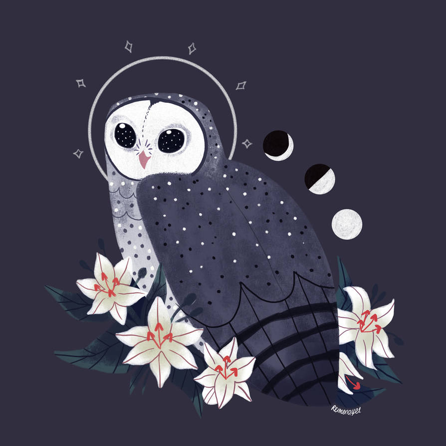 Familiars: Sooty Owl