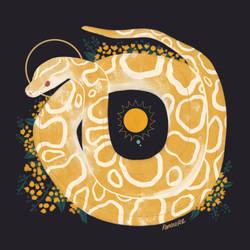 Familiars: Burmese Python