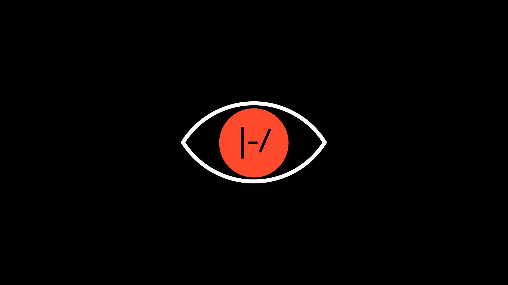 Blurryface Eye (vector)