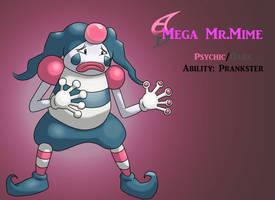 Mega Mr. Mime (gif)