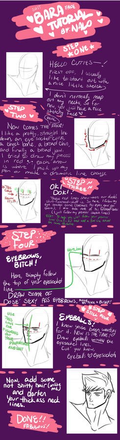 Kinda Bara Face Tutorial Kinda