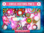 +PACK DE CIRCLE VECTORS PNG'S