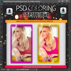 +PARTITION PSD