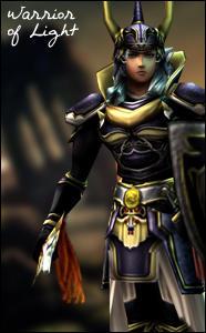 Dissidia 012 Warrior of Light