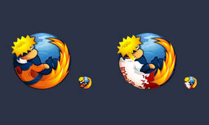 Funny Firefox by harwenzhang